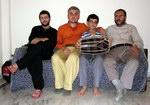 عبدالله شایان, حسین شایان, رضا شیخ محمدی, سینا غفاری